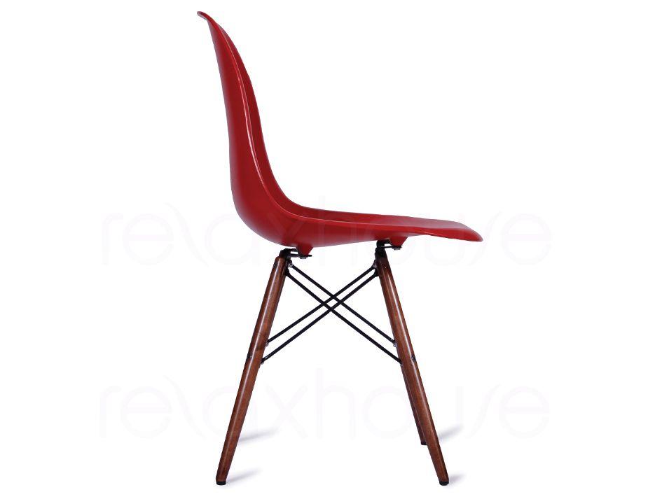 Replica eames vintage red eiffel chair - Eames eiffel chair reproduction ...